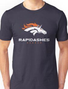 Denver Rapidashes (Blue) Unisex T-Shirt