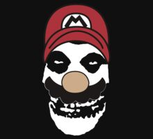 Misfit Mario One Piece - Short Sleeve