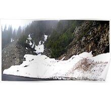 Snow Melt 04 Poster