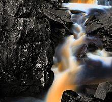 Bracklinn falls by Chris Cherry