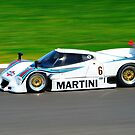 Lancia LC2 Group C by Willie Jackson