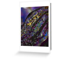 Water mystery Greeting Card