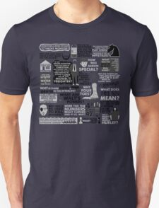 LOST is over, but... Unisex T-Shirt