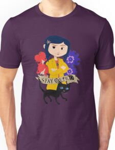 Stay Weird with Coraline Unisex T-Shirt