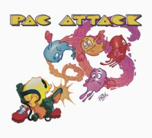 Pac Attack 2.0 T-Shirt