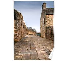 The East Quarter, Falkland Palace Poster