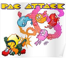 Pac Attack 2.0 Poster