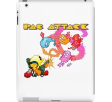Pac Attack 2.0 iPad Case/Skin