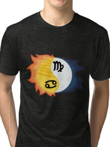 Cancer Sun, Virgo Moon Tri-blend T-Shirt