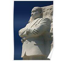 MLK 1658 color Poster