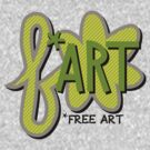 Free + Art = F*ART! by milkisoo