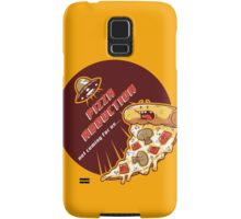 Pizza Abduction Samsung Galaxy Case/Skin