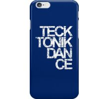 Tecktonik Dance iPhone Case/Skin