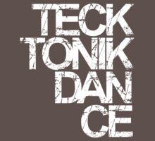 Tecktonik Dance Baby Tee