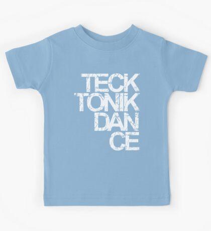 Tecktonik Dance Kids Tee