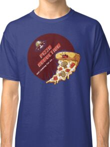 Pizza Abduction Classic T-Shirt