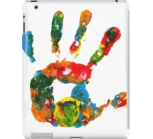 Color five iPad Case/Skin