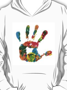 Color five T-Shirt