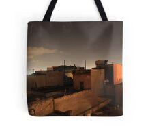 San Juan, Puerto Rico at Night Tote Bag