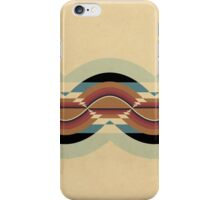 """Navajo Pattern"" Sinusoidal Waveform iPhone Case/Skin"