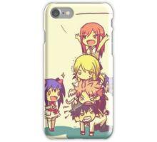 Chibi Fairy Tail iPhone Case/Skin
