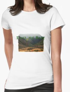 Earth my Body Womens Fitted T-Shirt