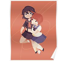 Mako & Ryuko Poster