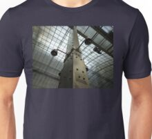 AUSTRIAN POSTAL SAVINGS BANK, VIENNA  Unisex T-Shirt