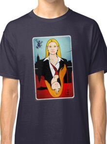 Olivia VS Fauxlivia   Fringe Classic T-Shirt