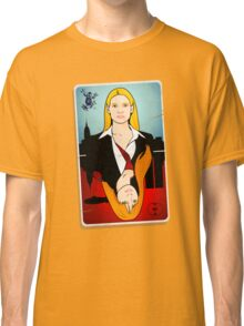 Olivia VS Fauxlivia | Fringe Classic T-Shirt