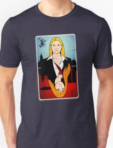 Olivia VS Fauxlivia | Fringe Unisex T-Shirt