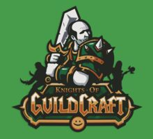 Knights of GuildCraft One Piece - Short Sleeve
