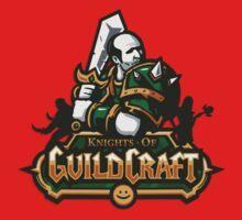Knights of GuildCraft Kids Tee