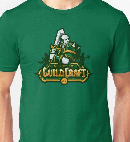 Knights of GuildCraft Unisex T-Shirt