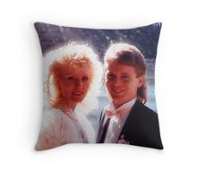 Light up Our Day Throw Pillow