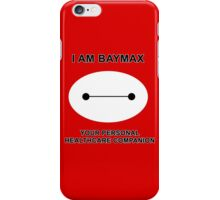 Your Personal Healthcare Companion iPhone Case/Skin