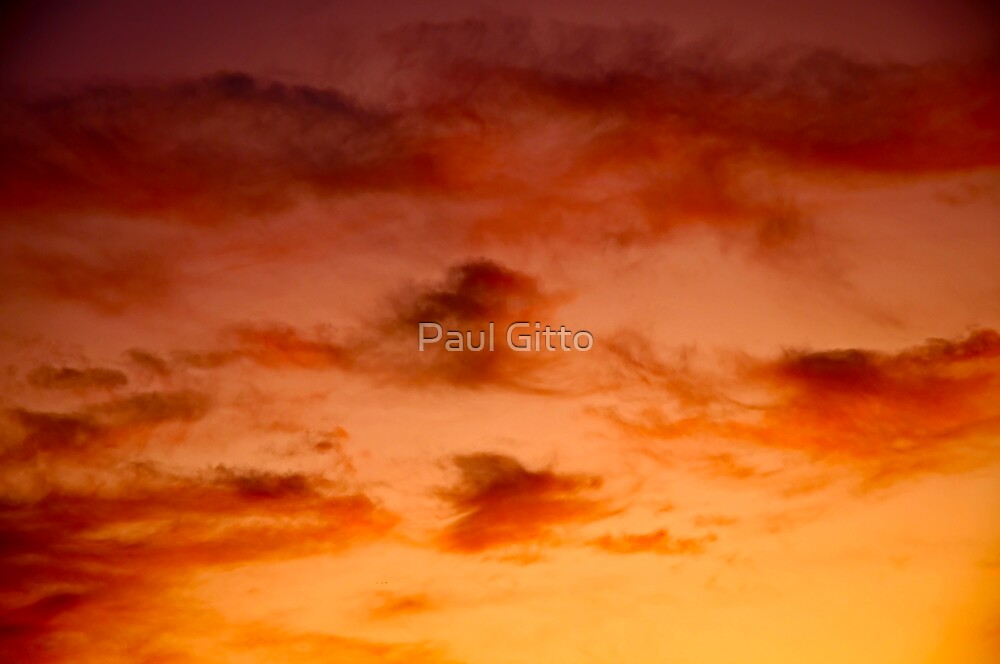 Martian Skies by Paul Gitto