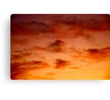 Martian Skies Canvas Print