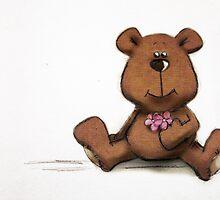 Little Ted by Melanie Moor