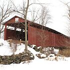 Stillwater Covered Bridge by enyaw