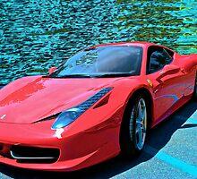 Ferrari 458 by barkeypf