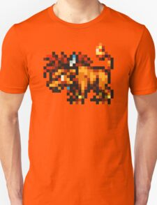 Nanaki / Red XIII sprite - FFRK - Final Fantasy VII (FF7) T-Shirt