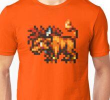 Nanaki / Red XIII sprite - FFRK - Final Fantasy VII (FF7) Unisex T-Shirt