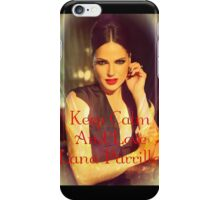 Keep Calm, It's Lana iPhone Case/Skin