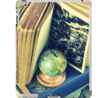 World History  iPad Case/Skin