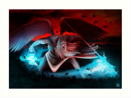 PART 27 - ENDGAME - The White King's Fury by GameOfKings