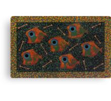 piranharama Canvas Print