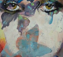 Face Paintings by Michael Creese