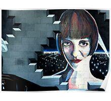 Bette Davis Eyes Poster
