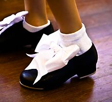 Tap Shoes by Denice Breaux